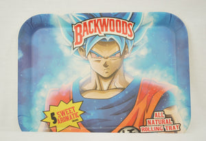 Backwoods: Super Saiyan Blue XL Tray