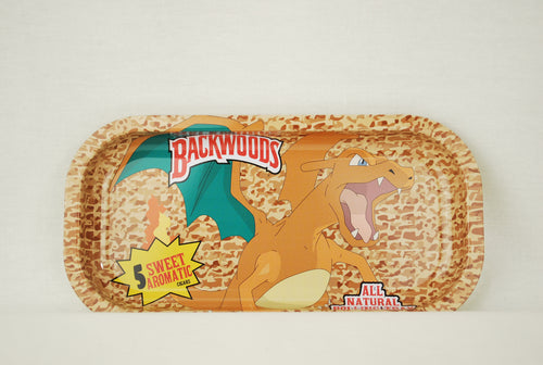 Backwoods: Charizard Rolling Tray