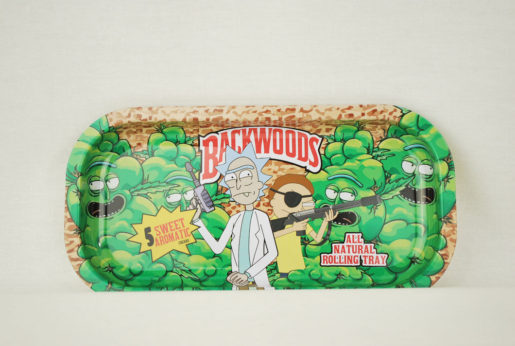 Backwoods: Evil Morty and Evil Rick