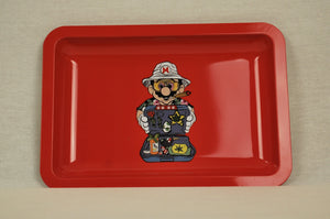 """Vacation"" Mario Tray"