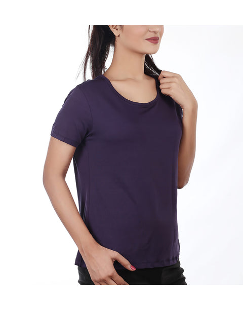 LOSHA EASY MOVEMENT RELAXED FIT T-SHIRT