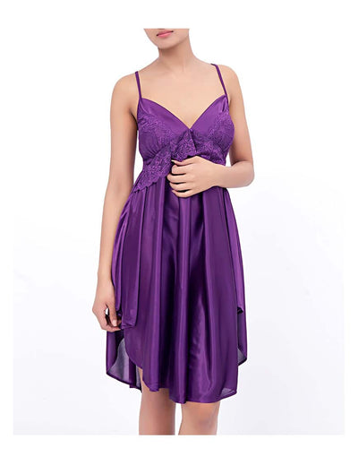 Losha Extra Flare knee length night dress