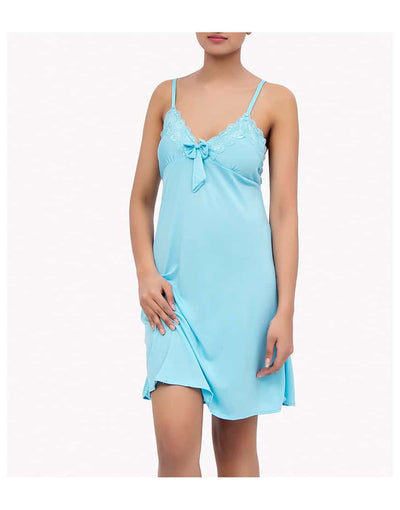 Losha A Line Knee length night dress