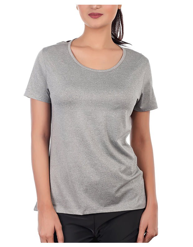 LOSHA EASY MOVEMENT REGULAR FIT T-SHIRT