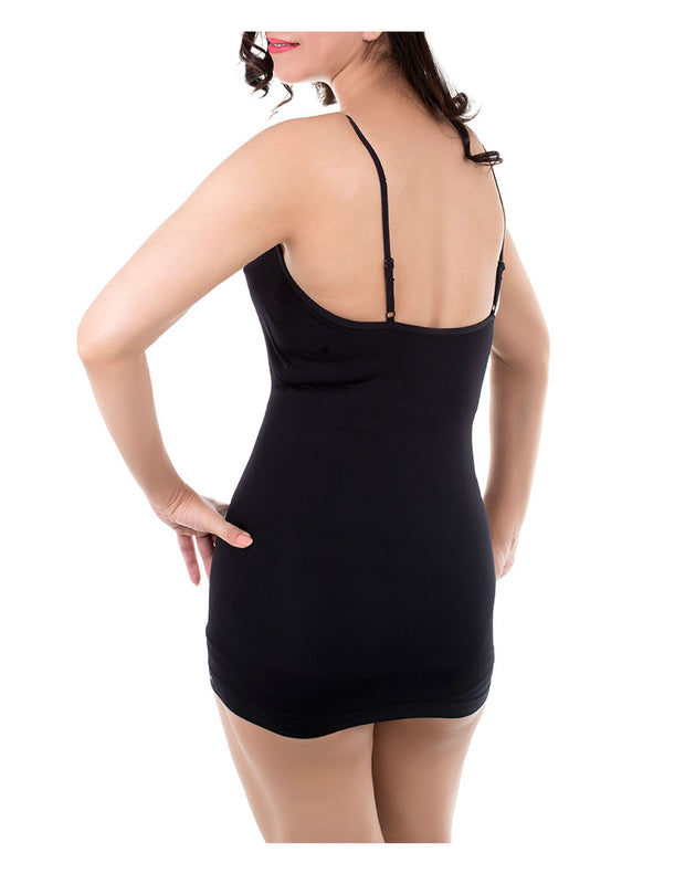 Seamless Shaping Camisole-Black