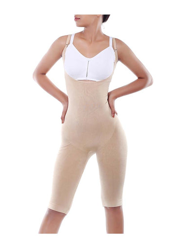 Long Leg Shaping Bodysuit