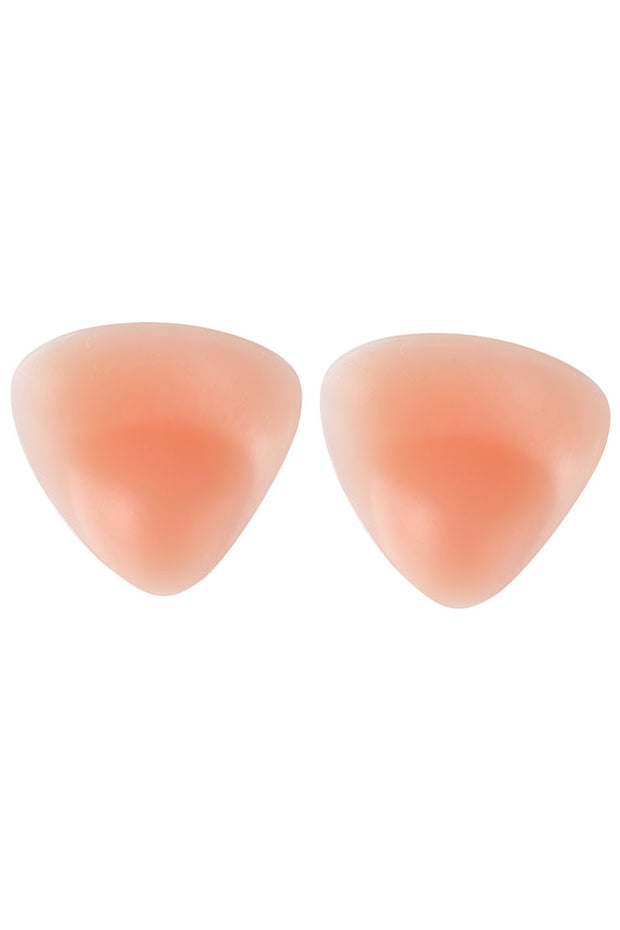 36 24 36 Triangular Shaped Silicone Breast Enhancers
