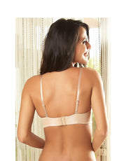 Penny Priority Invisible Line Full-Coverage Padded Wired Strapless Bra