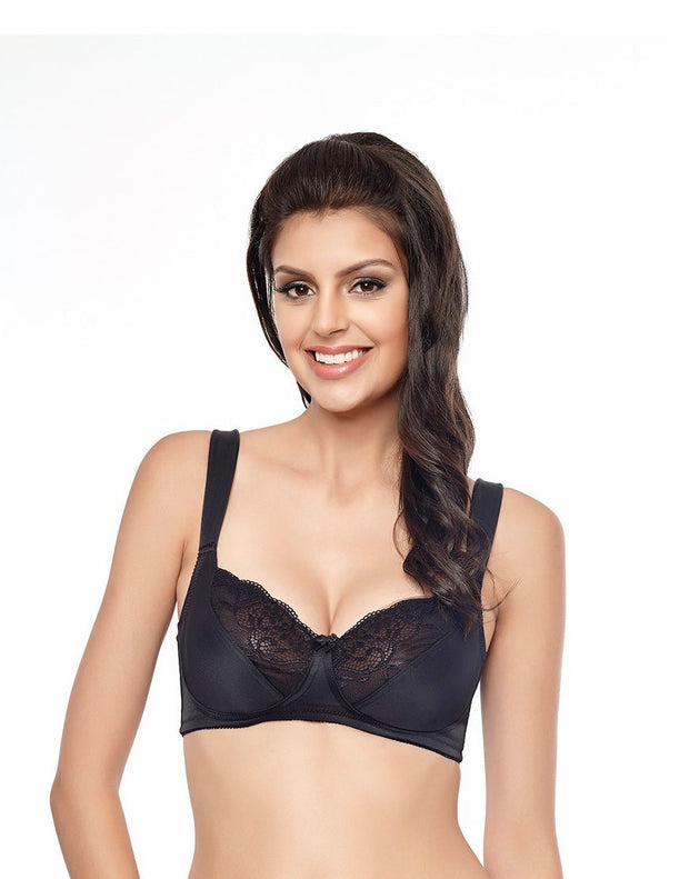 Penny Quattro Lift Medium-Coverage Wirefree Bra With Cushioned Straps