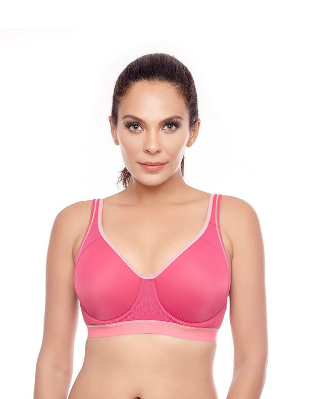Penny Plus Movement Medium Impact Underwired Gym Bra