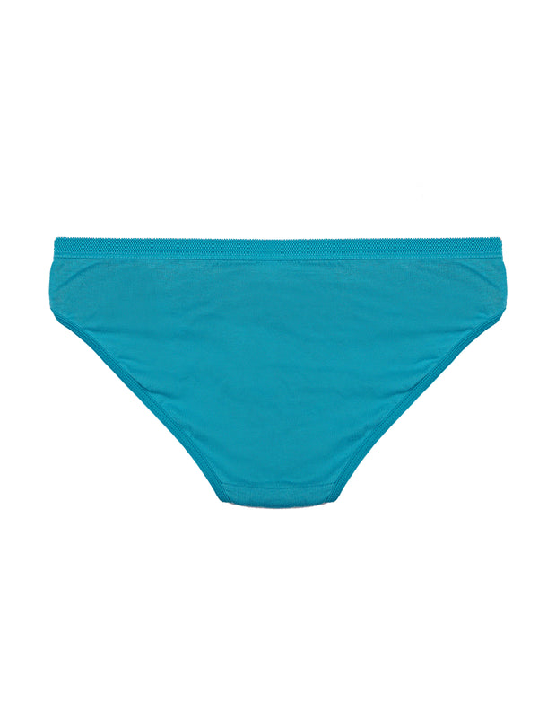 Pack of 5 100% COTTON BIKINI BRIEFS