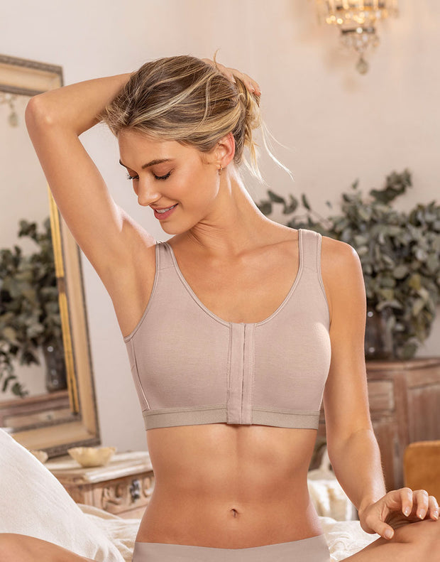 NEW! Stretch Cotton Posture Correcter Wireless Bra-All-in-one