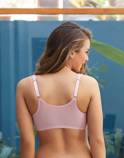 Quattro Support Front Open Full Coverage Bra