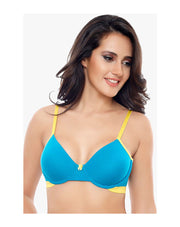 CouCou Seamless Double-Layered Cup Underwired Bra