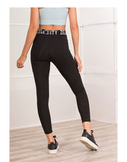 Losha Active Black Tights