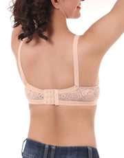 MLI NET COTTON BRA