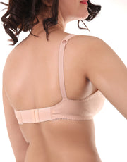 MLI EMB BASIC COTTON BRA