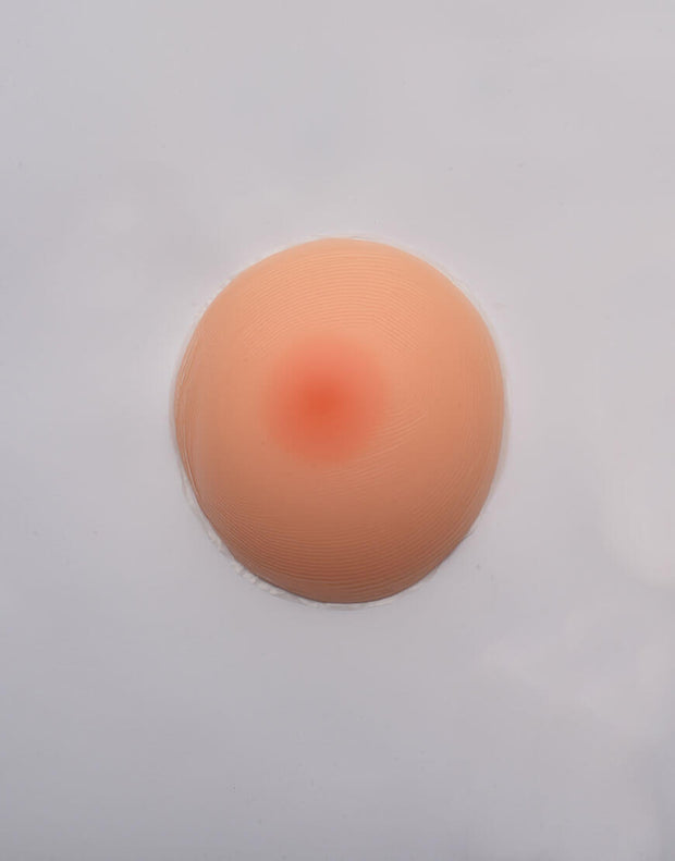 SILICONE ROUND SHAPE (HIGHER & FULLER ) BREAST FORM 30 500 XL