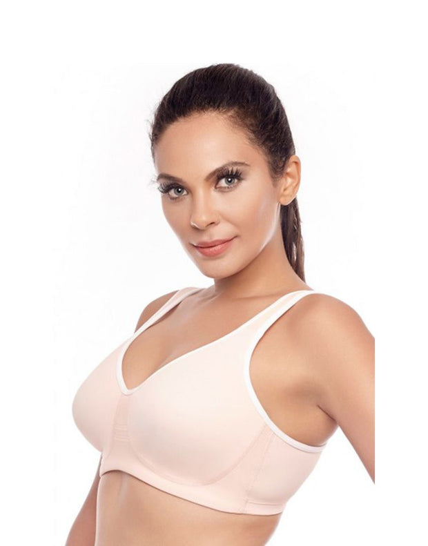 Penny Active Double Layered Yoga Bra With Sweat Absorption