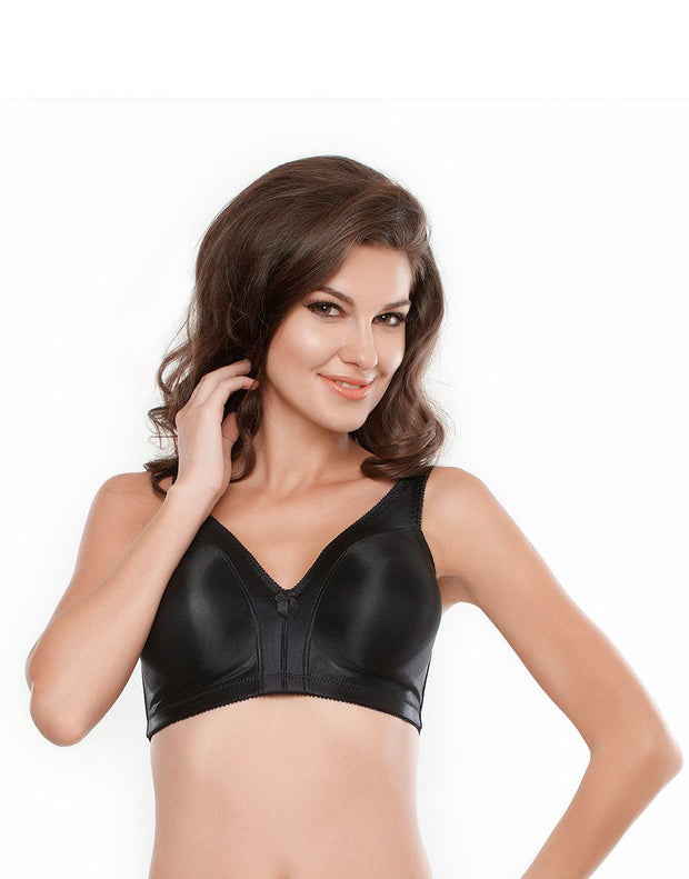 Penny No Sag Full Coverage Bra With Non Stretch Cup
