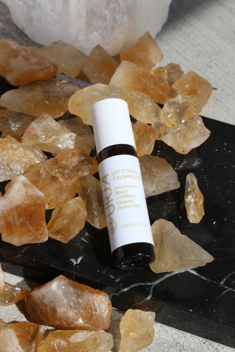 Let It Roll Calming Oil - URJA Beauty