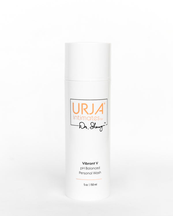 Vibrant V pH Balanced Personal Wash - URJA Beauty