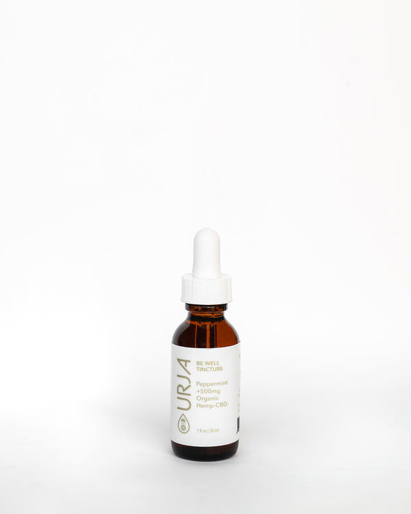Be Well Tincture - URJA Beauty