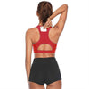 200003627 The Mission Is Possible Sports Bra in Feisty Red - Jane Gear