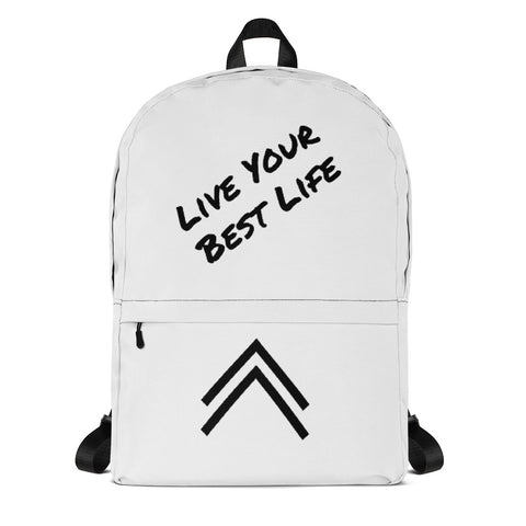 Live Your Best Life - Backpack