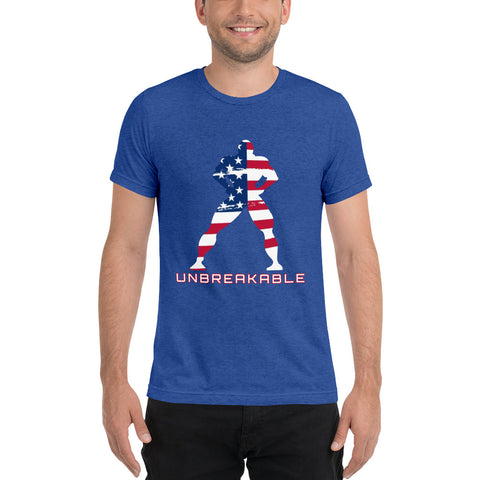 Special Edition Men UNBREAKABLE T-Shirt - CFCP