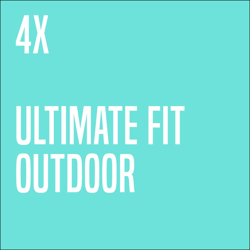 4 x Ultimate Fit Groupclass