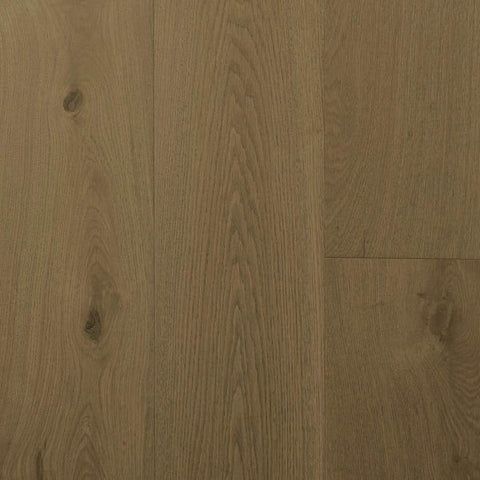 "9 1/2"" x 5/8"" European Oak - Prefinished Greystone"