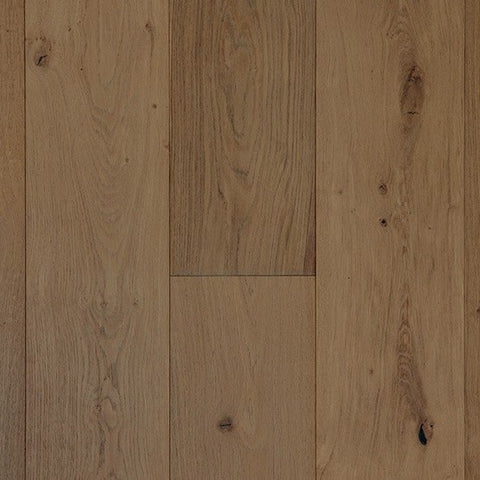 "10 1/4"" x 5/8"" European Oak - Prefinished Sea Smoke"
