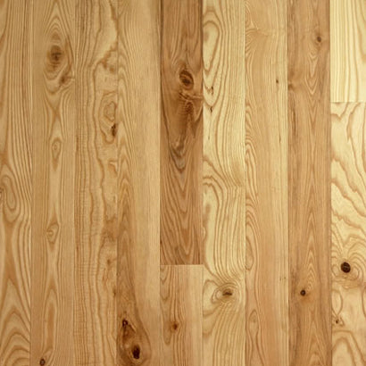 "4"" x 3/4"" Character Ash - Unfinished (5'-10' Lengths)"
