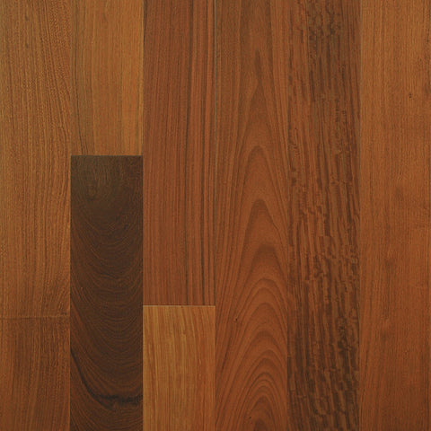 Brazilian Walnut Stair Tread