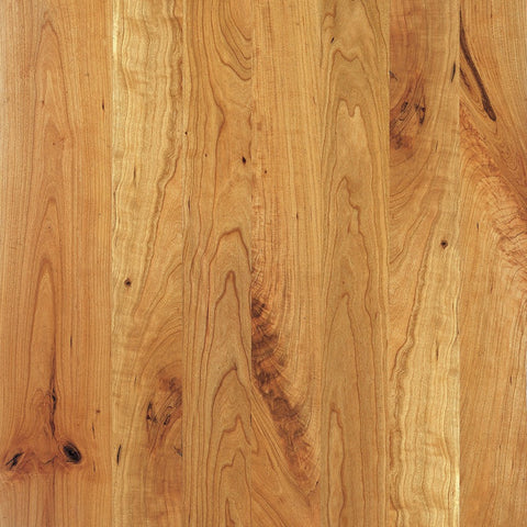 "5"" x 3/4"" Character Cherry - Unfinished (5'-10' Lengths)"
