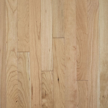 "3"" x 5/8"" Select Cherry - Unfinished (5'-10' Lengths)"