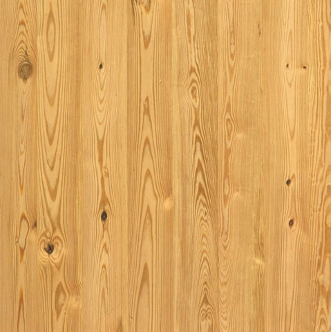 "7 1/8"" x 3/4"" Select Heart Pine - Unfinished (3'-10' Lengths)"