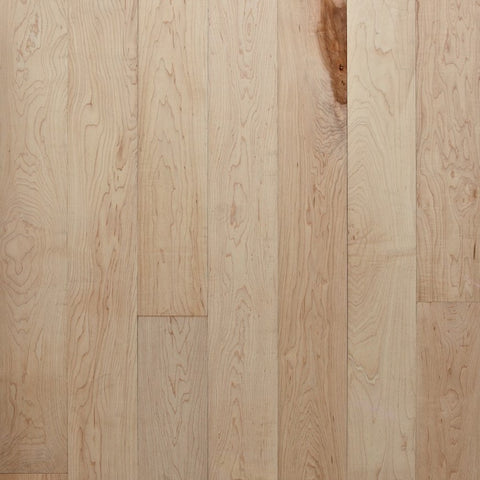 "4"" x 5/8"" Select Maple - Unfinished (5'-10' Lengths)"
