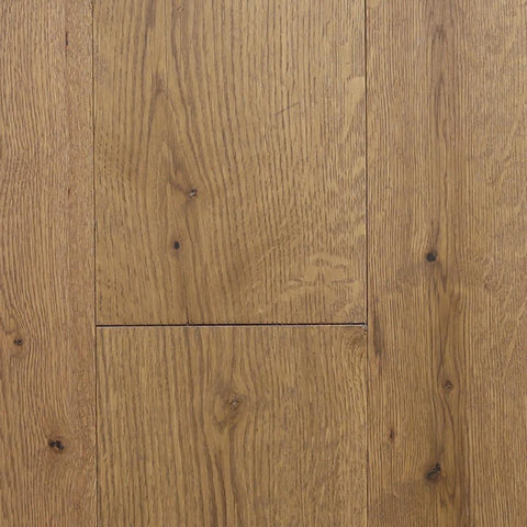 "7"" x 1/2"" Mullican Wexford White Oak Autumn Bronze"