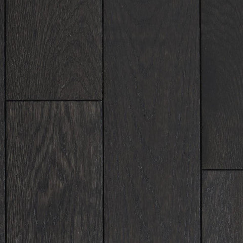 "4"" x 3/4"" Mullican Williamsburg Oak Black Pearl"