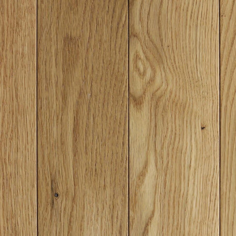 "4"" x 3/4"" Mullican Williamsburg White Oak Natural"