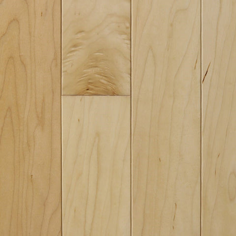 "5"" x 9/16"" Maple - Prefinished Natural"