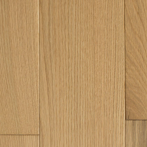 "3"" x 3/4"" Select Red Oak - Prefinished Natural"