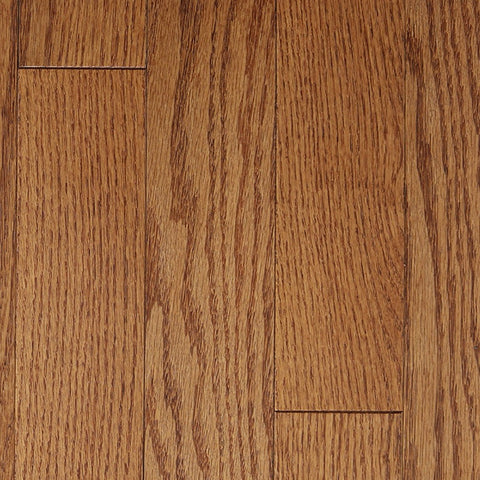 "5"" x 3/4"" Red Oak - Prefinished Saddle"