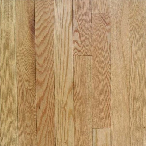 "3"" x 3/8"" Red Oak - Prefinished Natural"