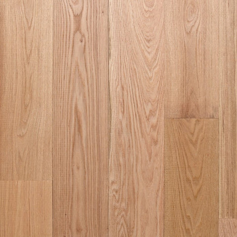 "8"" x 3/4"" Select Red Oak - Prefinished Natural"