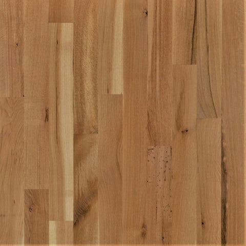 "4"" x 5/8"" Character Red Oak Rift & Quartered - Unfinished Engineered"