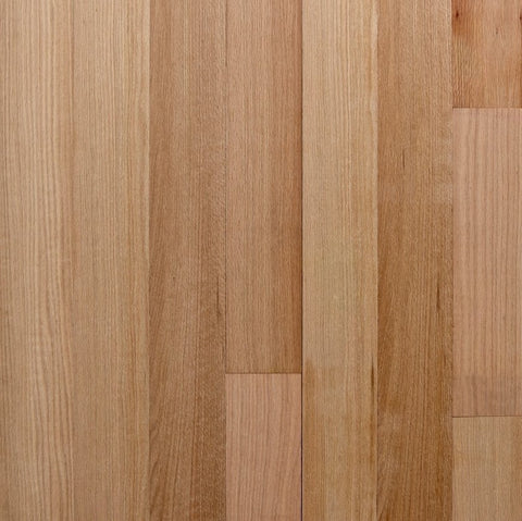 "3"" x 3/4"" Select Red Oak Rift & Quartered - Unfinished (3'-10' Lengths)"