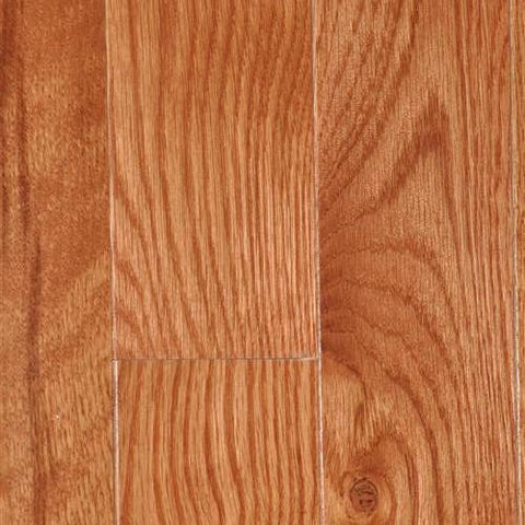 "4 1/4"" x 3/4"" White Oak - Prefinished Bourbon"